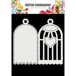 470713770 - DDBD Card Art Birdhouse