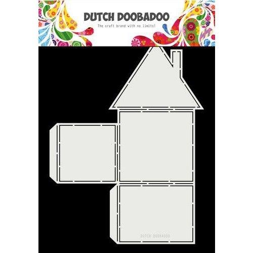 Dutch Doobadoo 470713061 - DDBD Dutch Box Art Huis A4