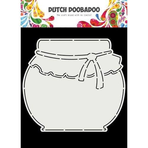 Dutch Doobadoo 470713771 - DDBD Card Art Snoeppot A5