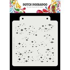 470715148 - DDBD Dutch Mask Art Starry Night 163x148