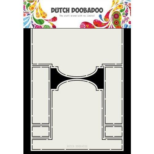 Dutch Doobadoo 470713781 - DDBD Card Art A4 Stepper label