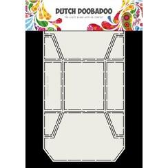 470713784 - DDBD Card Art A4 Tri Shutter