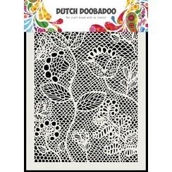 470715158 - DDBD Dutch Mask Zentangle A5
