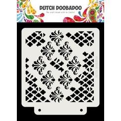 470715166 - DDBD Dutch Mask Grunge barroque  163x148