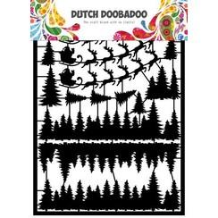 472.950.009 - Dutch Doobadoo Dutch Paper Art A5 Santa 472.950.009