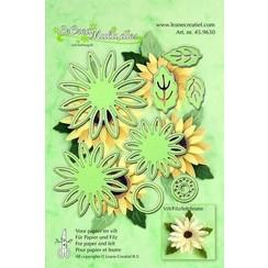 45.9630 - LeCrea Multi die flower 006