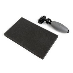 660513 - Sizzix Accessory - Die brush & foam pad for Wafer Thin Dies 3
