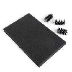660514 - Sizzix Accessory - Replacement Die brush rollers & foam pad 4