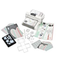 661546 - Sizzix Big Shot Plus Starter Kit White & Grey ft. MLH 6