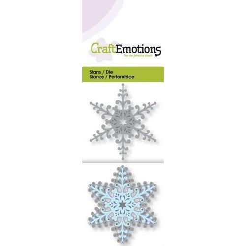 CraftEmotions 115633/0197 - CraftEmotions Die - kristal 3D