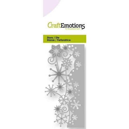 CraftEmotions 115633/0196 - CraftEmotions Die - kristallen ornament rand