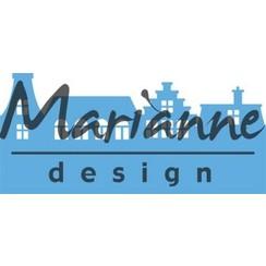 LR0494 - Marianne Design Creatable Horizon Amsterdam