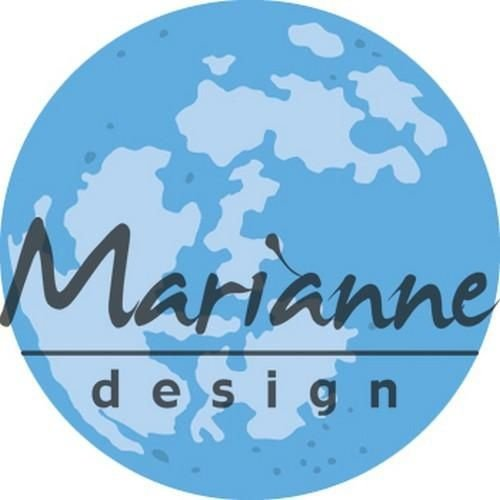 Marianne Design LR0500 - Creatable Maan 0