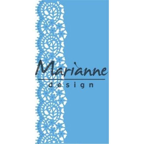 Marianne Design LR0508 - Creatable Lace border (S) 8