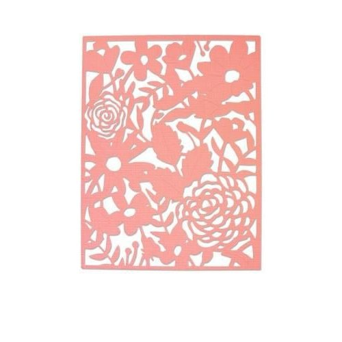 Sizzix 662860 - Sizzix Thinlits Die - Country Rose 0