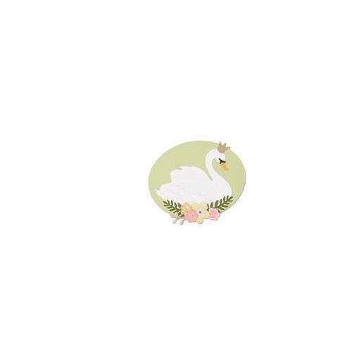 Sizzix 662541 - Sizzix Thinlits Die Set 4PK - Royal Swan 1 Debi Potter