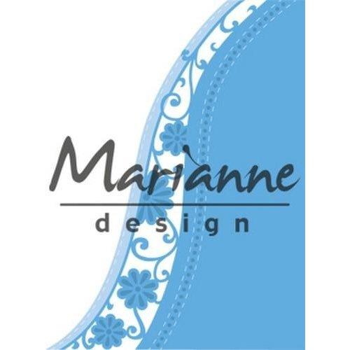 Marianne Design LR0518 - Creatable Anja's flower wave 8