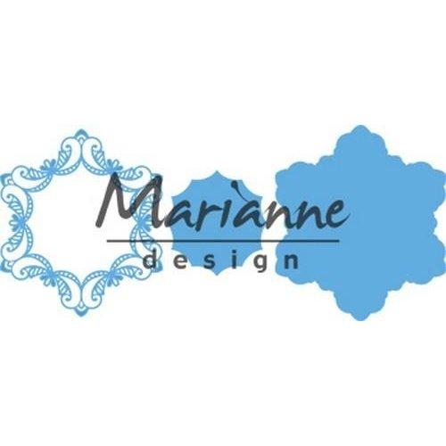 Marianne Design LR0530 - Creatable Royal frame 0 73x77 - 123x142mm
