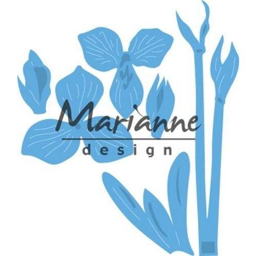 Marianne Design LR0539 - Marianne Design Creatable Petra's amaryllis