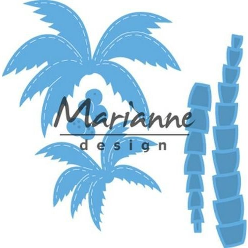 Marianne Design LR0541 - Marianne Design Creatable Palm trees