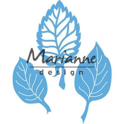 Marianne Design LR0547 - Marianne Design Creatable Anja's leaf set