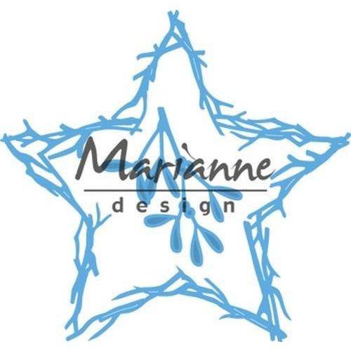 Marianne Design LR0551 - Marianne Design Creatable Nature star