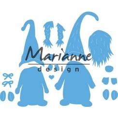 LR0554 - Marianne Design Creatable Tomte gnome