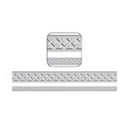 Sizzix 663292 - Sizzix 3-D Impresslits Embossing Folder - Lattice Trim 2 Tim Holtz