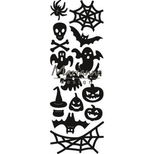 Marianne Design CR1450 - Marianne Design Craftable Punch die: Halloween