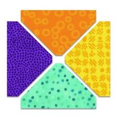 662015 - Sizzix Bigz Die - Triangles 1 1/2 H x 2 1/2 W Unfinished 5