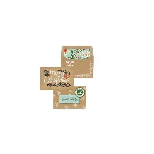 Sizzix 663151 - Sizzix Framelits Die Set 7PK - w/Stamps Envelope Liners Mini 1 Katelyn Lizardi
