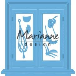 LR0583 - Marianne Design Creatable Tiny's window