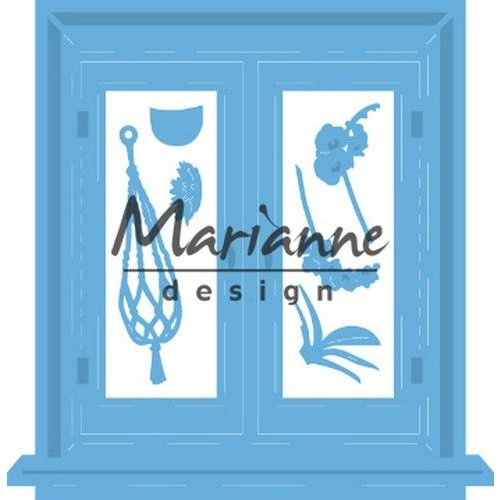 Marianne Design LR0583 - Marianne Design Creatable Tiny's window