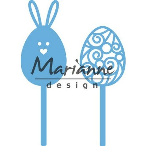 Marianne Design LR0590 - Marianne Design Creatable Easter pins