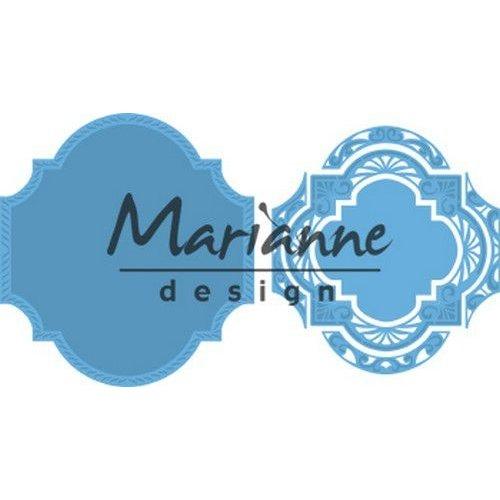 Marianne Design LR0593 - Marianne Design Creatable Petra's magnificent die