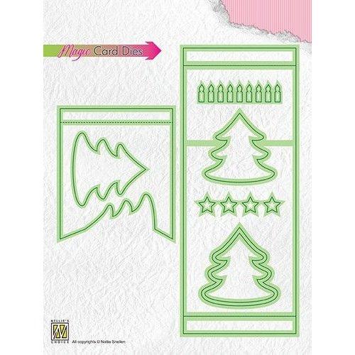 Nellie Snellen MCD006 - Magic Card Dies, Pinetree