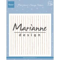 DF3456 - Design Folder Marjoleine's stripes