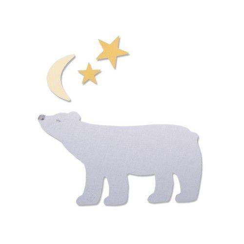 Sizzix 663460 - Sizzix Bigz Die - Polar Bear #2 0 Lisa Jones