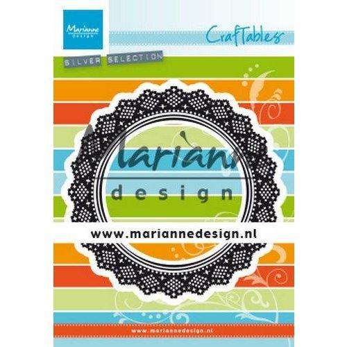 Marianne Design CR1474 - Craftable Shaker Doily 4 125x180 mm