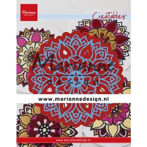 Marianne Design LR0614 - Marianne Design Creatable Mandala