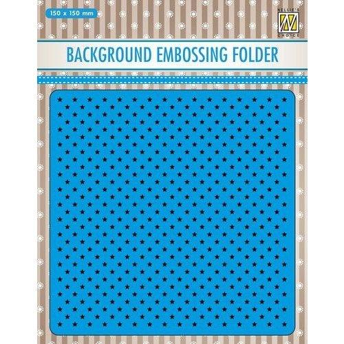 EEB024 - Background embossing Folders Little stars