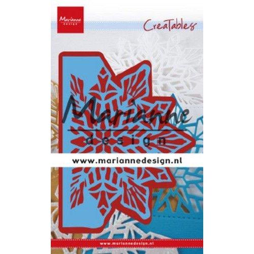 Marianne Design LR0632 - Marianne Design Creatable Gate folding die - Crystal