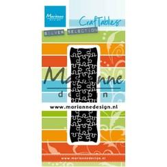 CR1492 - Marianne Design Craftable Punch die puzzle