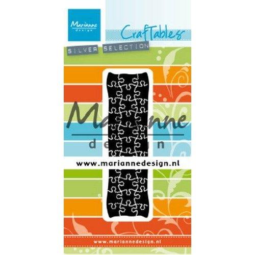 Marianne Design CR1492 - Marianne Design Craftable Punch die puzzle