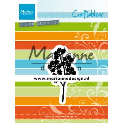 Marianne Design CR1496 - Marianne Design Craftable Forget me not