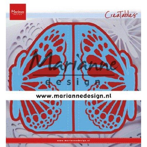 Marianne Design LR0638 - Marianne Design Creatable Gate folding die Butterfly