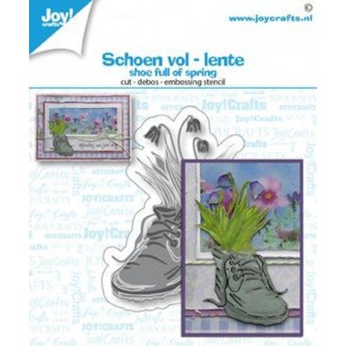 Joy!Crafts 6002/1501 - Stans-embos-debosmal- lente schoen