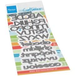 CR1513 - Craftable - Alphabet Journal