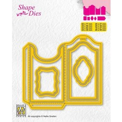 SD185 - Shape Dies Double tag-2