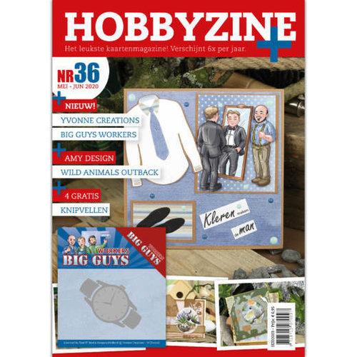Hobbyzine Plus HZ02003 - Hobbyzine Plus 36